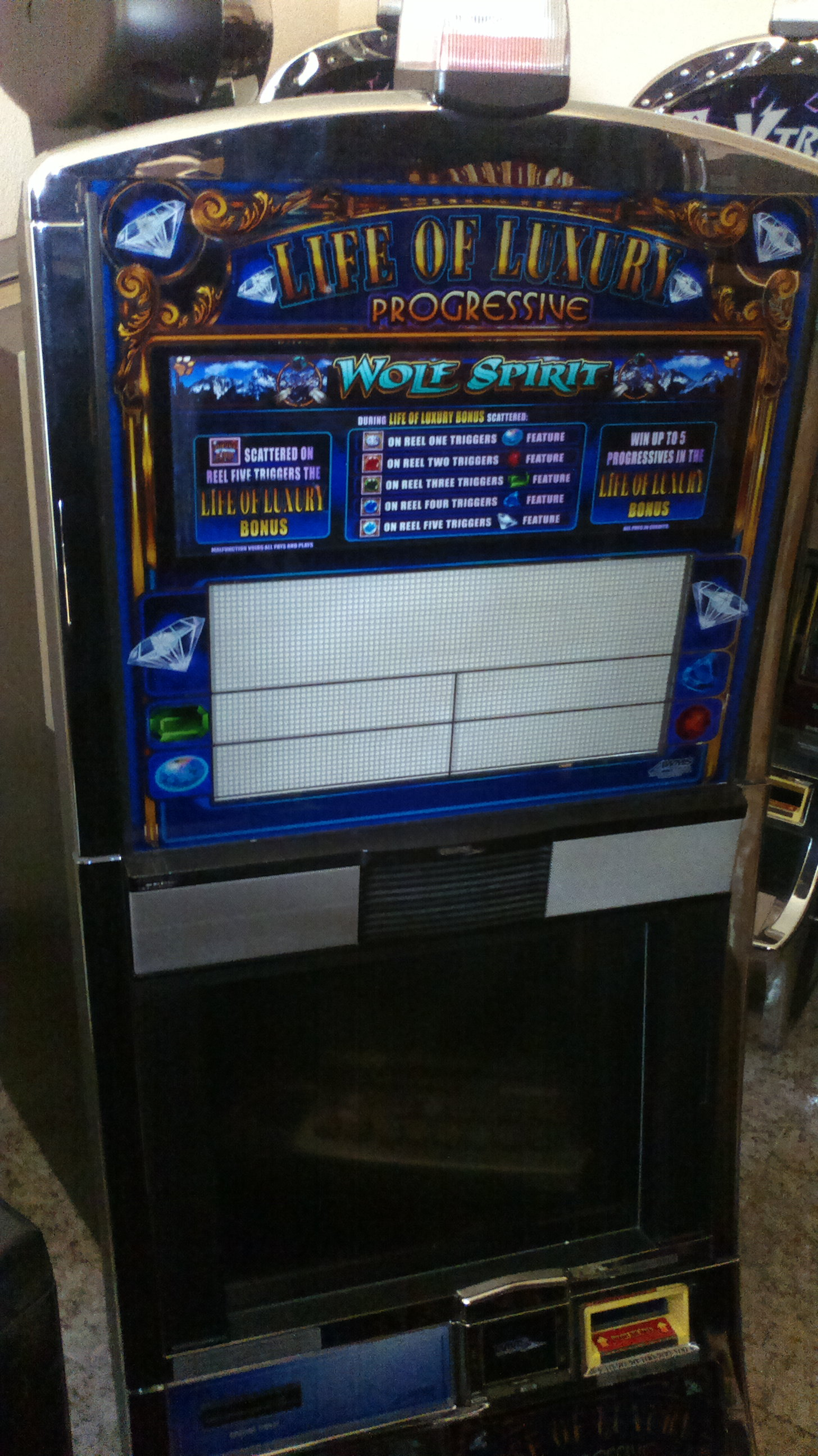 slot machines wholesale