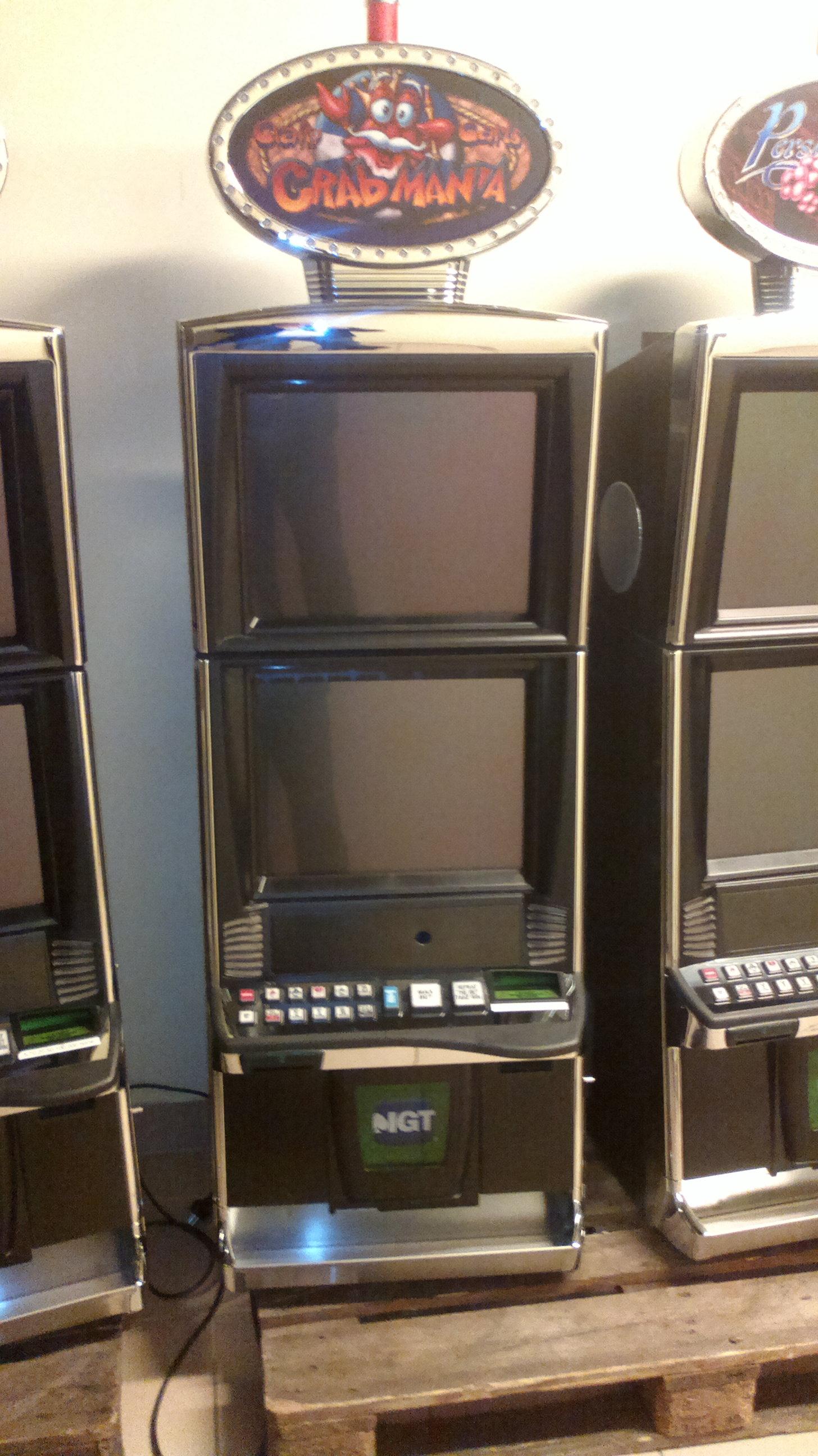 crab mania slot machine