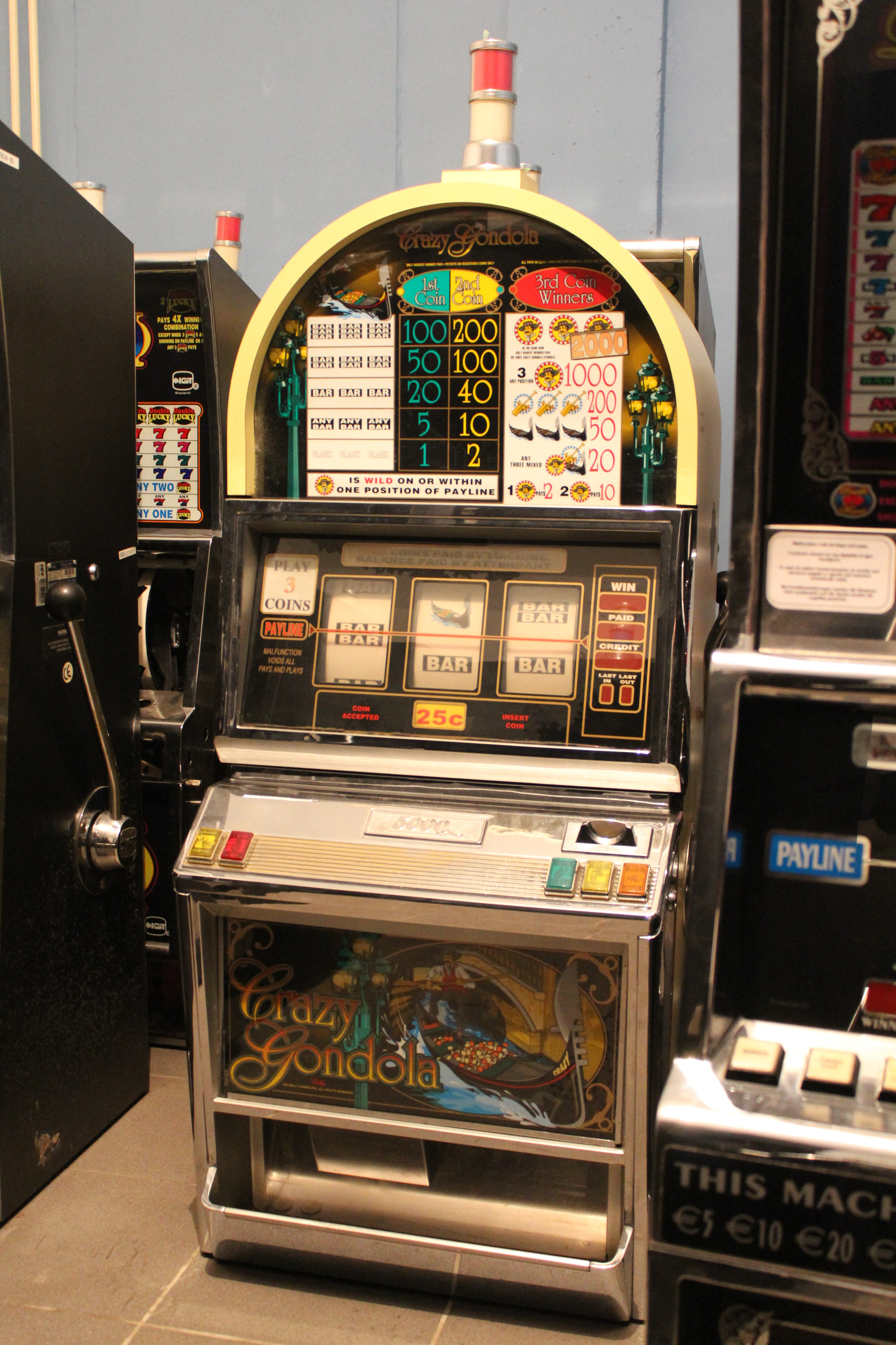 bally slot machines for sale in nv